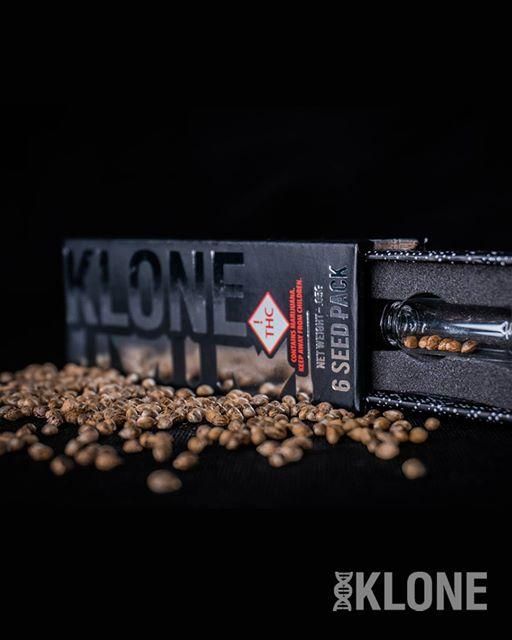 Klone Cake Seeds-Packaged Seeds